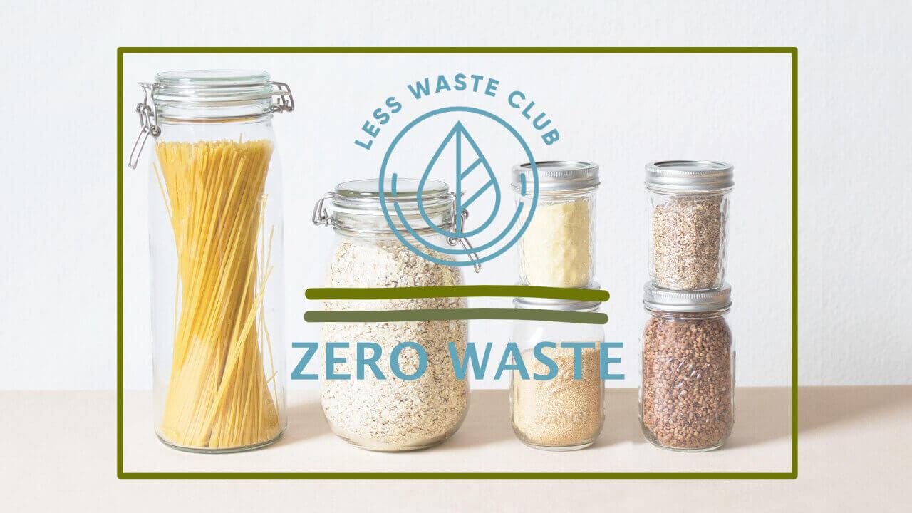 Zero Waste – Was war das doch gleich?
