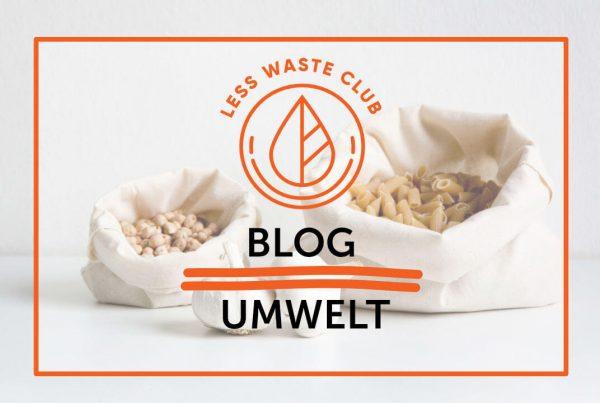 Less Waste Blog Umweltverschmutzung