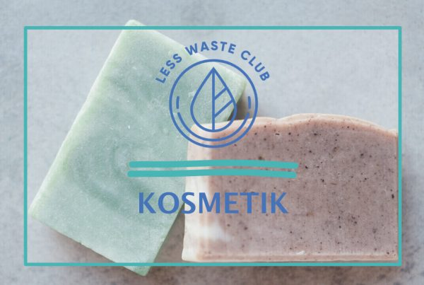 Less Waste Kosmetik