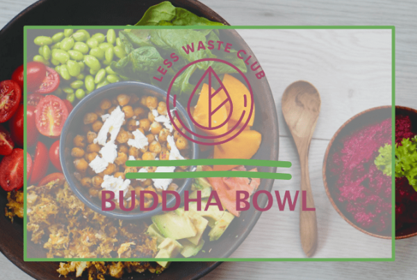 Less Waste Club - Buddha Bowl