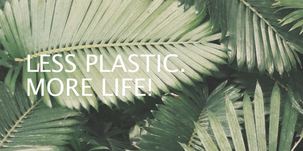 Less Plastic more life - less waste club