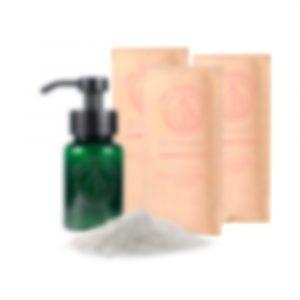 Shampoo Pulver