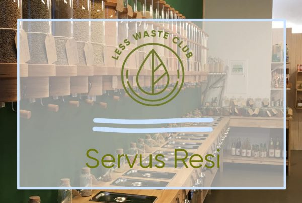 Less Waste Club Blog Servus Resi
